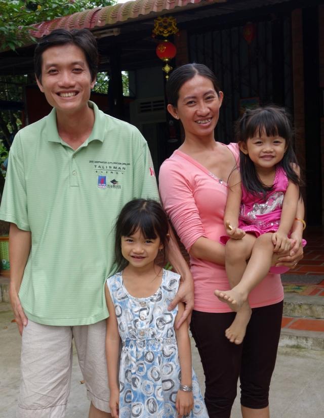 The host family