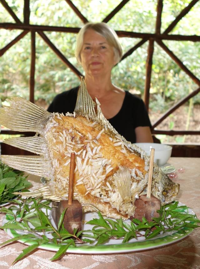 Elephant Fish -- delicious
