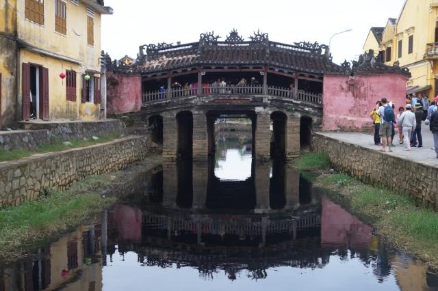 Famous Japanese Bridge