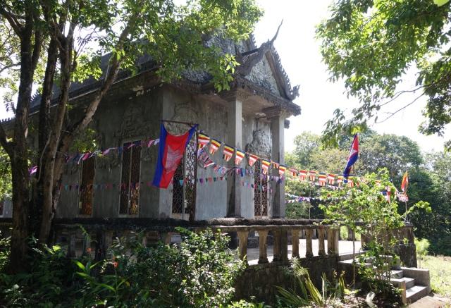 The nuns temple