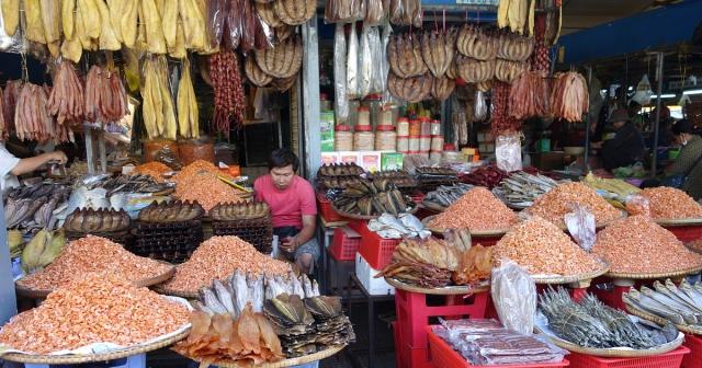 Popular dried fish