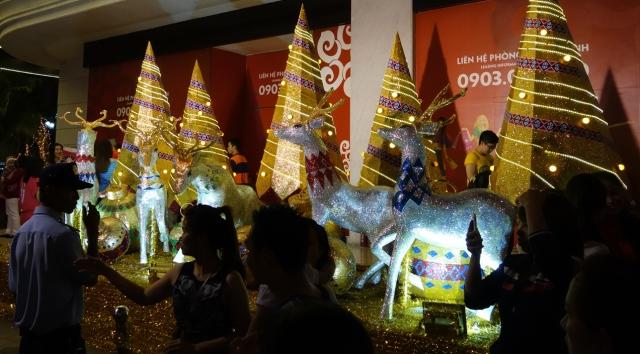 Christmas in Saigon