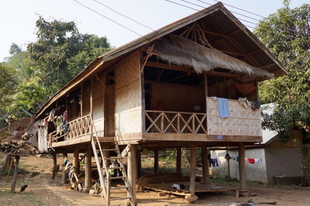 Typical village home