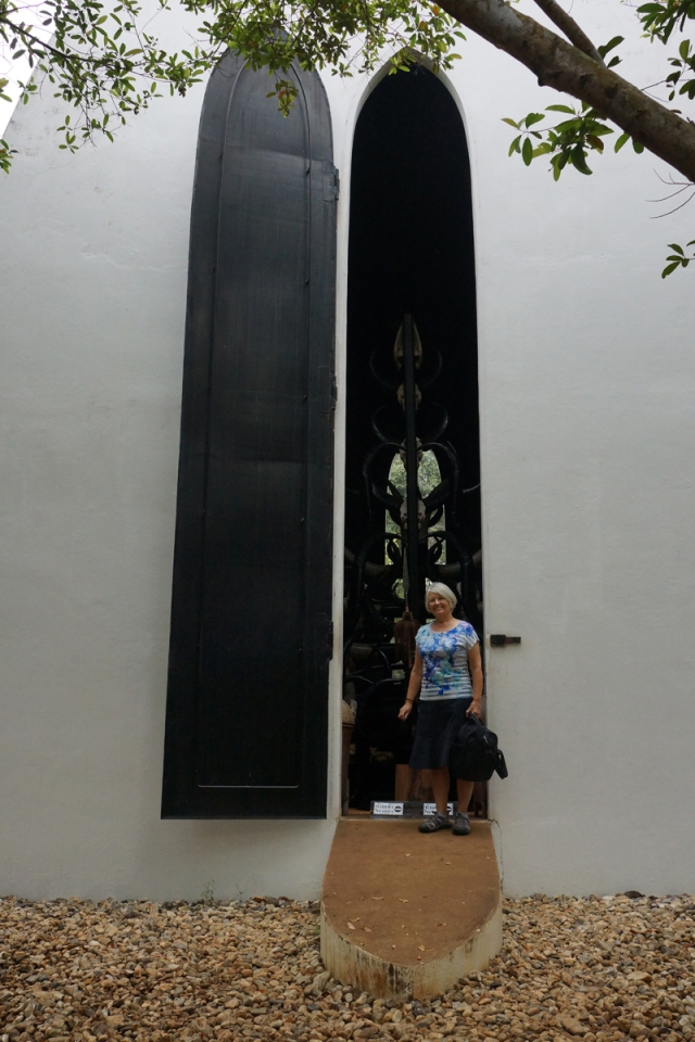 Another large door