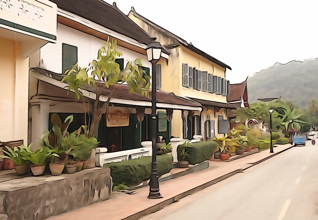 we fell in love with Luang Prabang