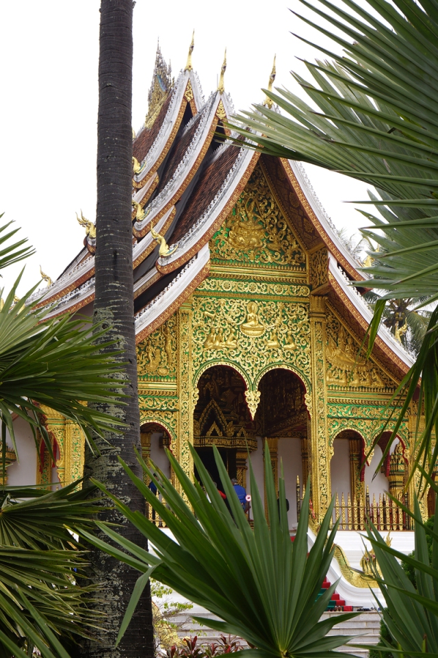 Wat at palace grounds