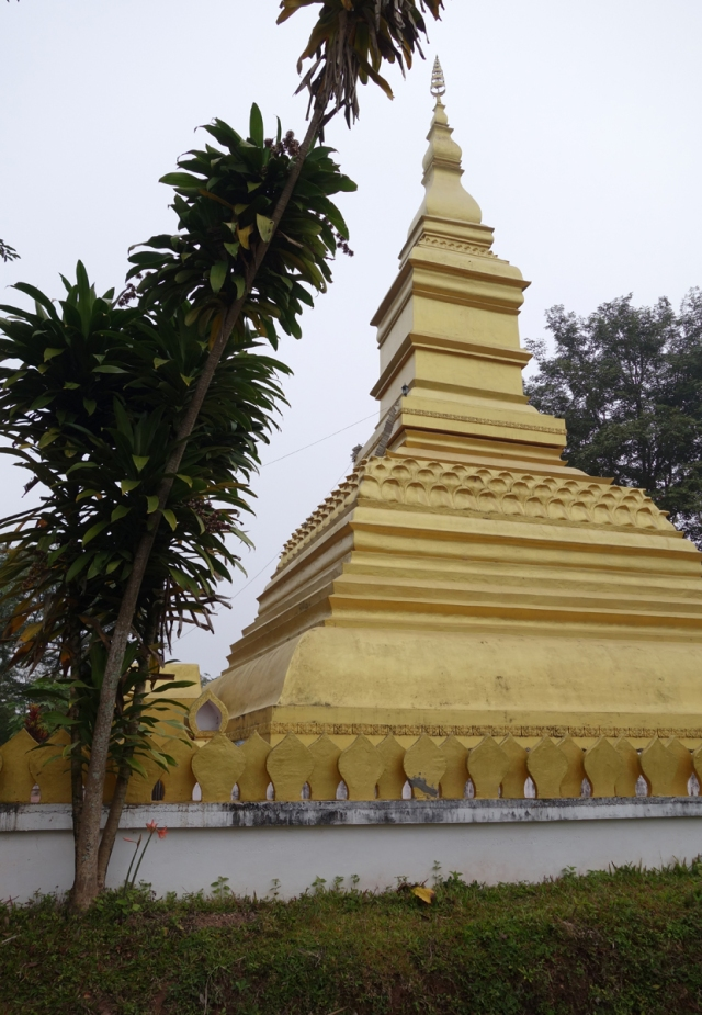 That Phoum Pouk Stupa